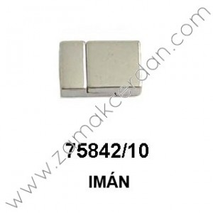 MAGNETIC CLASP FLAT INNER 10