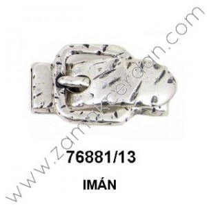 CLASP BUCKLE HAMMERED INNER 13