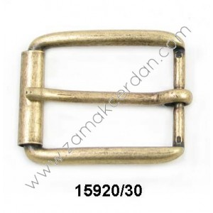 BUCKLE FOR MAN  ROLL INNER 30