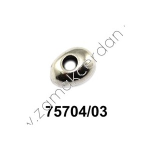 SLIDER BEAD ROUND IRREGULAR