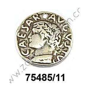 PENDANT COIN CESAR