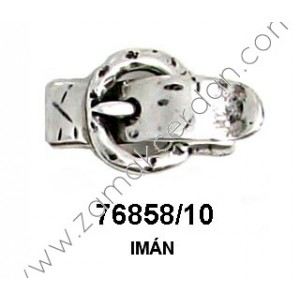 CLASP BUCKLE HAMMERED INNER 10